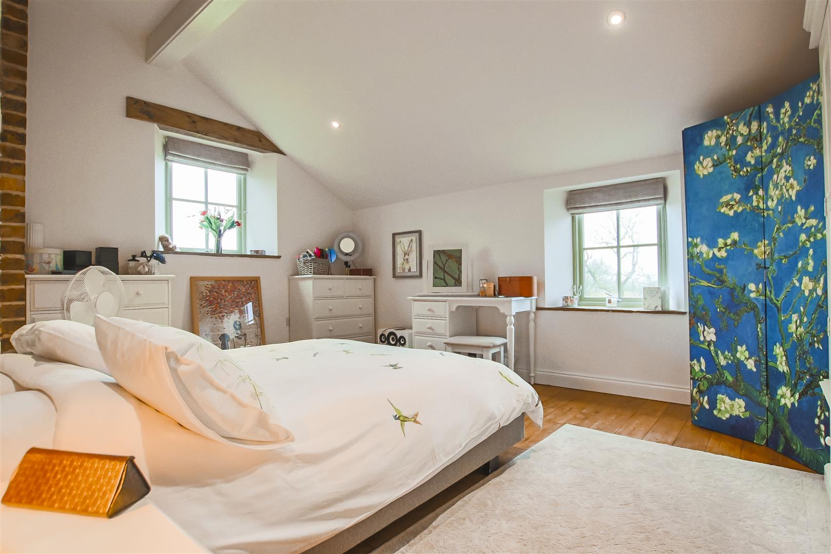 4 Bedroom Barn Conversion For Sale - Bedroom 1
